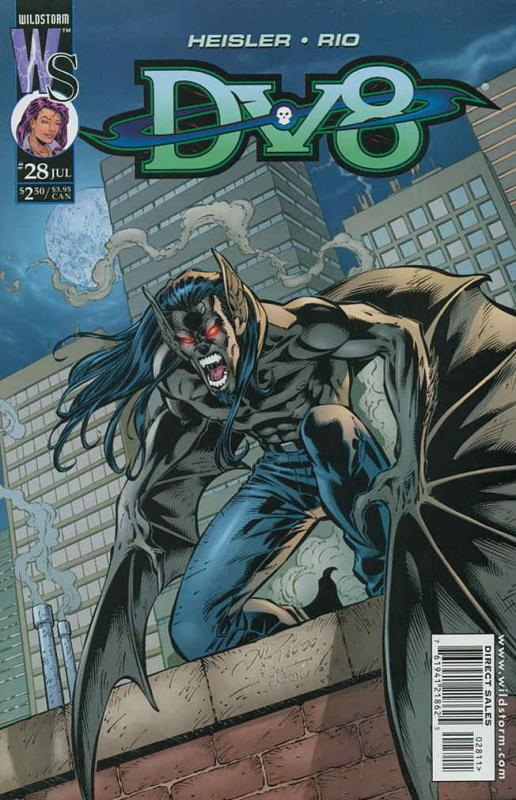 DV8 #28 VF/NM; Image | save on shipping - details inside