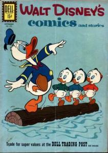 Walt Disney's Comics and Stories #254, Fine+ (Stock photo)