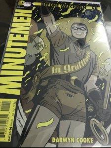 DC Before Watchmen #1 Minutemen Mint Hot$$