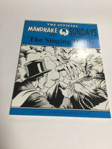 The Official Mandrake Sundays Vol 2 The Singing Devils SC Softcover Oversized