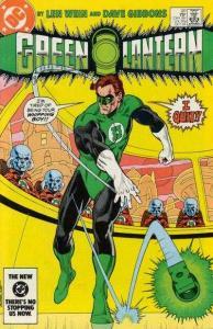 Green Lantern (1960 series) #181, VF- (Stock photo)