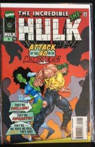 The Incredible Hulk #442 (1996)
