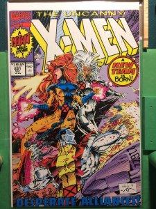 The Uncanny X-Men #281
