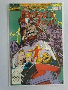 Fantastic Four Annual #23 8.0 VF (1990 1st Series)