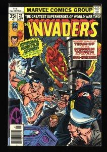 Invaders #24 NM+ 9.6