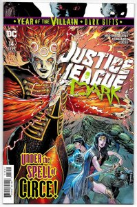 Justice League Dark #14 Main Cvr (DC, 2019) NM