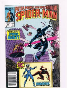 Spectacular Spider-Man # 128 Marvel Comic Books Hi-Res Scans Awesome Issue!!! S8