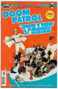 Doom Patrol Justice League of America Special #1 (DC, 2018) NM