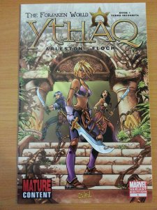 Ythaq: The Forsaken World #1 Variant Cover ~ NEAR MINT NM ~ 2008 MARVEL