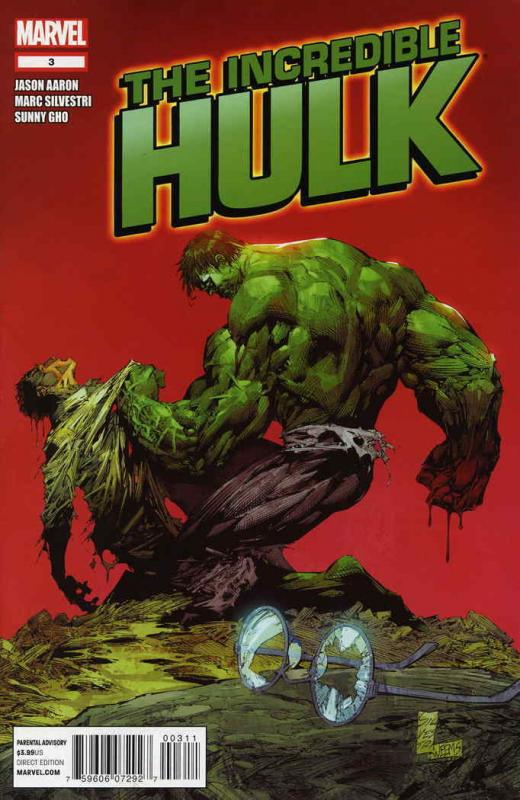 Incredible Hulk (3rd Series) #3 VF/NM; Marvel | save on shipping - details insid