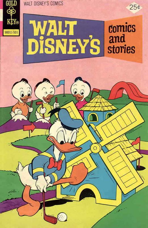 Walt Disney's Comics and Stories #412 VF/NM; Dell | save on shipping - details i