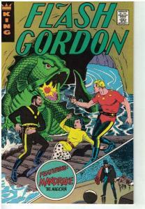COMICS READING LIBRARY R 16 (1977) REPR VF FLASH GO