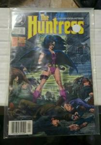 HUNTRESS  #1  1989 DC COMICS BATMAN 1ST KEY APPERANCE