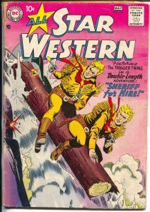 All-Star Western #100 1958-DC-Trigger Twins-Johnny Thunder-VG