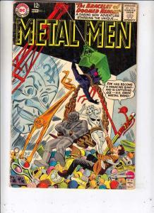 Metal Men #4 (Nov-60) VG Affordable-Grade Metal Men (Led, Tina, Tin, Gold, Me...