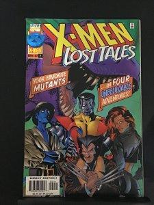X-Men: Lost Tales #2 (1997)