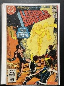 Legion of Super-Heroes #277 (1981)