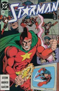 DC STARMAN (1988 Series) #26 VF/NM