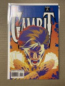 1994 Gambit Limited Series Complete Set Marvel Comics 1-4