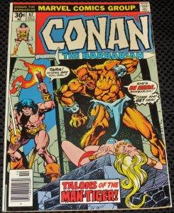 Conan the Barbarian #67 (1976)