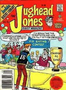 Jughead Jones Digest Magazine, The #79 VF; Archie | save on shipping - details i