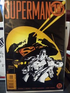 Superman The 10 cent Adventure NM