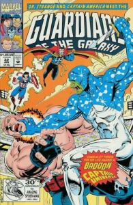 Guardians of the Galaxy #32 VF/NM; Marvel | save on shipping - details inside