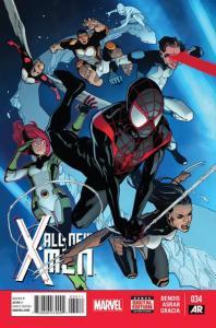 All-New X-Men (2013 series) #34, NM + (Stock photo)