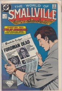 The World of Smallville #2 (1988)