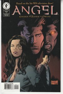 Angel(Dark Horse, vol. 1) # 5 The Vampire With A Soul !