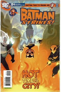 Batman Srtikes! #21 Batgirl  NM+