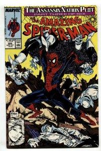AMAZING SPIDER-MAN #322 1989-MARVEL COMICS-MCFARLANE NM-
