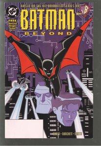 BATMAN BEYOND SPECIAL ORIGIN Issue 1 #nn 9.0 NM;1st TERRY MCGINNIS