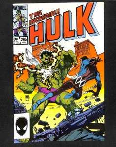 The Incredible Hulk #295 (1984)