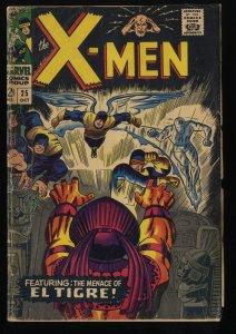 X-Men #25 GD 2.0 Marvel Comics
