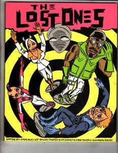 The Lost Ones Zune Arts Graphic Novel Comic Book Steve Niles 1st Print 2008 J304