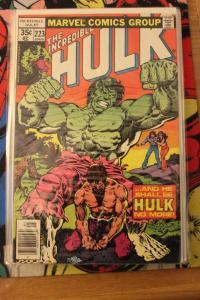 Incredible Hulk  223 FN/VF