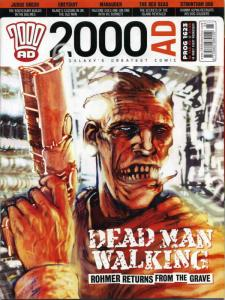 2000 A.D. #1623 VF/NM; Fleetway Quality | save on shipping - details inside