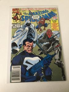 The Amazing Spider-Man 355 Vf Very Fine Mint Marvel