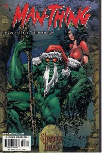 MAN-THING #3, VF/NM, DeMatteis, Marvel, 1997 1998 more in store
