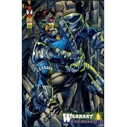 1994 Fleer Amazing spider-man WARRANT #43