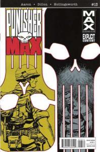Punishermax #13, NM + (Stock photo)