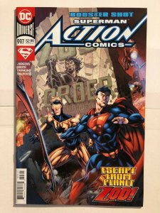 Action Comics #997  (2016) - Rebirth