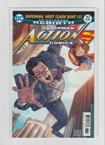 Action Comics #963 NM 9.4 Universe Rebirth