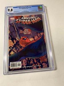 Amazing Spider-man V Vol Volume 2 # 57 Cgc 9.8 White Pages Marvel