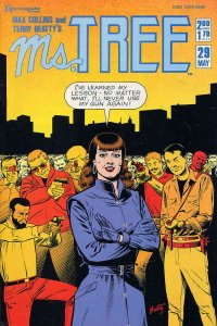 Ms. Tree #29 VF/NM; Renegade   save on shipping - details inside