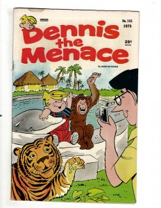 Dennis the Menace #141 (1975) OF9