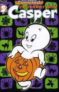 Casper the Friendly Ghost: Halloween ComicFest #1 VF/NM; American Mythology | sa