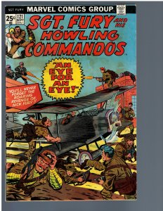 Sgt. Fury and His Howling Commandos #121 (Marvel, 1974)
