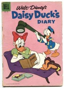 Daisy Duck's Diary -Four Color Comics #743 1956 VG-